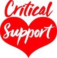 Critical Support Logo